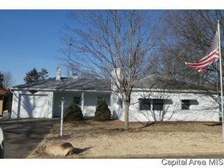 Single Family for sale in 803 W Fairground Ave, Hillsboro, IL, 62049