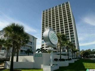 Condo for sale in 5523 N Ocean Blvd 607, Myrtle Beach, SC, 29577