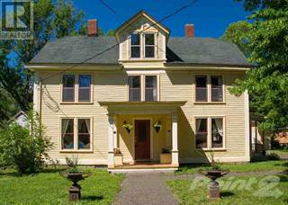 Single Family for sale in 430 St. George Street, Annapolis Royal, Nova Scotia