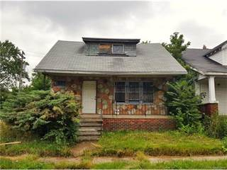 Single Family for sale in 4644 MANISTIQUE Street, Detroit, MI, 48215