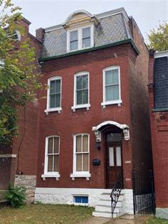 Residential Property for sale in 3704 Ohio Avenue, Saint Louis, MO, 63118