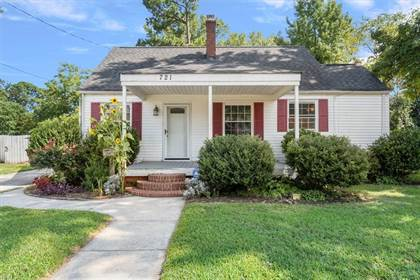 Residential Property for sale in 721 Lanier Crescent, Portsmouth, VA, 23707