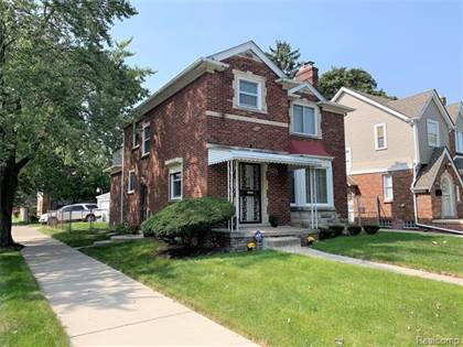 Residential Property for sale in 5903 COURVILLE Street, Detroit, MI, 48224
