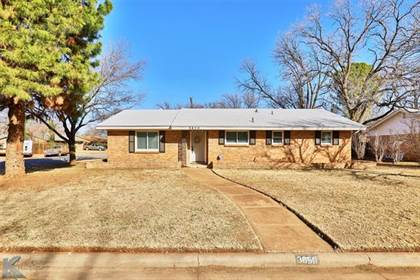 Residential Property for sale in 3850 Brookhollow Drive, Abilene, TX, 79605