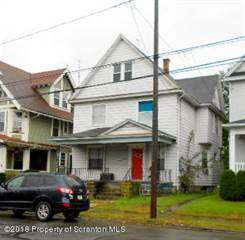 Single Family for sale in 310 Pittston Ave, Scranton, PA, 18505