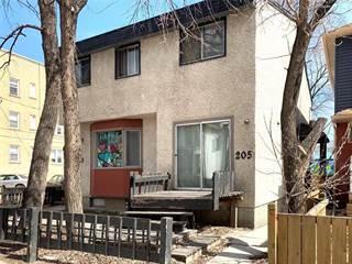 Single Family for sale in 205 Langside ST, Winnipeg, Manitoba, R3C1Z6