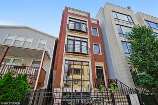 Condo for sale in 1517 West FRY Street 1, Chicago, IL, 60642