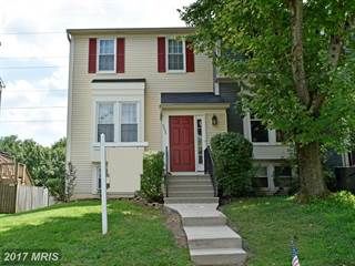 Townhouse for sale in 6426 POUND APPLE CT, Columbia, MD, 21045