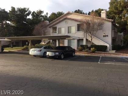Residential Property for sale in 5211 CASPIAN SPRINGS Drive 204, Las Vegas, NV, 89120