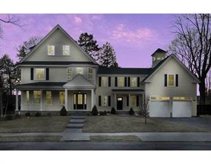 Single Family for sale in 6 Harrison Street, Winchester, MA, 01890
