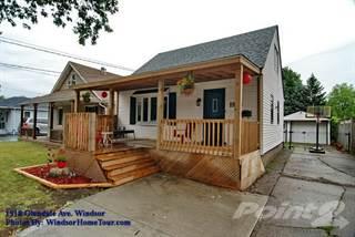 Residential Property for sale in 1918 Glendale, Windsor, Ontario, N8T 2N6