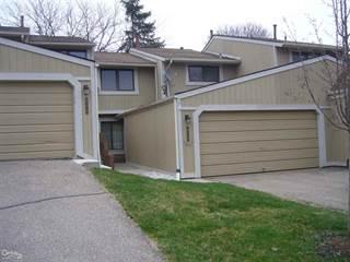 Condo for sale in 906 Williamsburg  Ct, Northville, MI, 48167