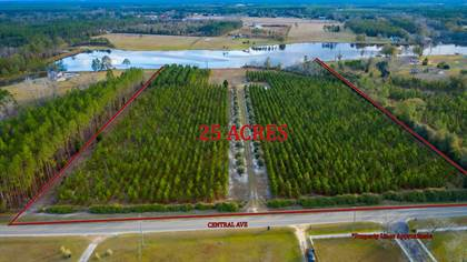 Lots And Land for sale in 8511 Central Ave, Waycross, GA, 31503