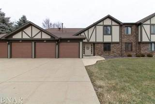 Townhouse for sale in 46 Brandywine Court, Bloomington, IL, 61704