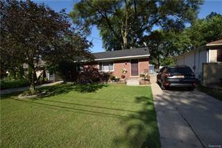 Single Family for sale in 8962 DEERING Street, Livonia, MI, 48150