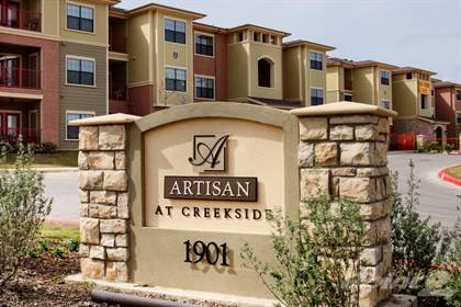 Apartment for rent in Artisan at Creekside, San Antonio, TX, 78207