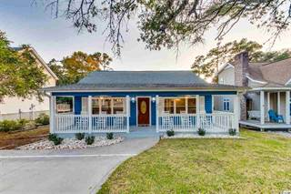 Single Family Homes For Sale In Ocean Drive Beach Sc