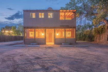 Residential Property for sale in 3777 & 3785 Corrales Rd, Corrales, NM, 87048