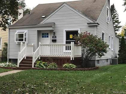 Residential Property for sale in 1911 CLIFTON AVE, Royal Oak, MI, 48073