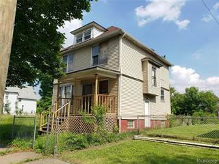 Single Family for sale in 2683 FERRY PARK Street, Detroit, MI, 48208