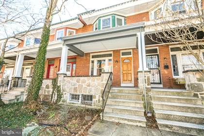 Residential Property for sale in 321 E 29TH STREET, Baltimore City, MD, 21218