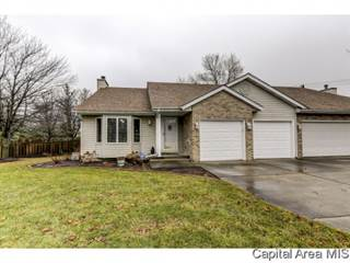 Single Family for sale in 2412 Flaxen Mill Ct, Springfield, IL, 62704