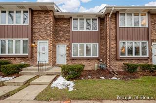 Townhouse for sale in 309 North Hale Street, Wheaton, IL, 60187