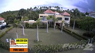 Residential Property for sale in 4 BEDROOM VILLA IN UPSCALE COMMUNITY IN SOSUA, Sosua, Puerto Plata