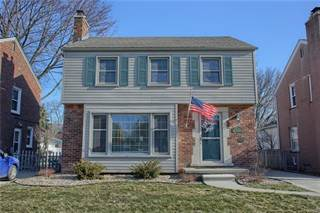 Single Family for sale in 2040 NORWOOD Drive, Grosse Pointe Woods, MI, 48236