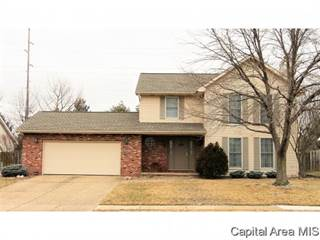 Single Family for sale in 3183 OTTER LN, Springfield, IL, 62712