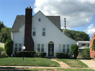 Single Family for sale in 16917 INVERNESS ST, Detroit, MI, 48221