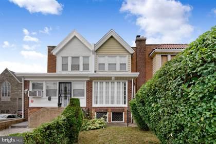 Residential Property for sale in 7302 SOMMERS ROAD, Philadelphia, PA, 19138