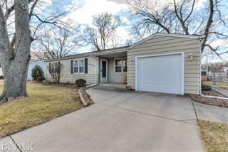 Single Family for sale in 1827 E Lincoln, Bloomington, IL, 61701