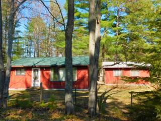 Single Family for sale in 15590 Whippoorwill Lane, Millersburg, MI, 49759