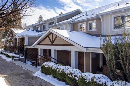 Single Family for sale in 600 Boynton Place, 16, Kelowna, British Columbia, V1V3B8