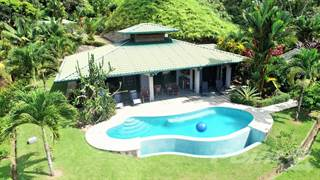Residential for sale in PARADISE FOUND! Private 10 acre retreat. 2 houses, 2 pools, a river with a 200 foot waterfall!, Tres Rios, Puntarenas