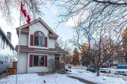 Single Family for sale in 9650 100A ST NW, Edmonton, Alberta, T5K0V8