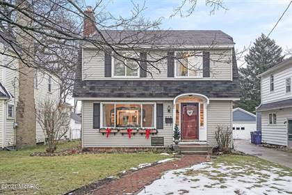 Residential Property for sale in 328 GLENHAVEN Avenue NW, Grand Rapids, MI, 49504