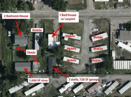 Multifamily for sale in 4130-4146 Arden AVENUE, Billings, MT, 59101