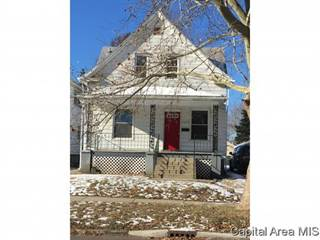 Single Family for sale in 2029 S SPRING ST, Springfield, IL, 62704
