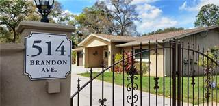Single Family for sale in 514 BRANDON AVENUE, Clearwater, FL, 33765