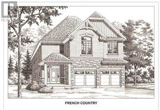 Single Family for sale in Lot 7 -  208 Forest Creek Drive, Kitchener, Ontario, N2R0M4