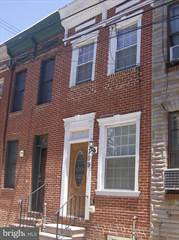 Townhouse for rent in 309 S CHAPEL STREET, Baltimore City, MD, 21231