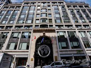 Comm/Ind for sale in 383 Rue St-Jacques, local 125, Montreal, Quebec