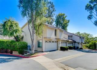 Townhouse for sale in 5430 Baltimore Drive 34, La Mesa, CA, 91942