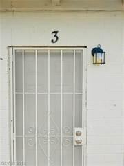 Residential Property for rent in 612 WASHINGTON Avenue 3, Las Vegas, NV, 89106