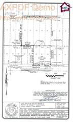 Land for sale in 0000 Stateline Drive, El Paso, TX, 79934