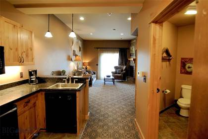 Residential Property for sale in 48 Big Sky Resort Road 206, Big Sky, MT, 59716