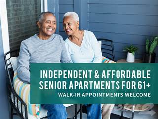 Apartment for rent in Washington Terrace Senior Affordable Apartments, Seattle, WA, 98104