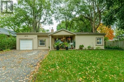 Single Family for sale in 2578 PRINCESS AVENUE, Windsor, Ontario, N8T1V7